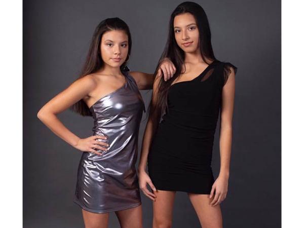 Dresses & Metallics