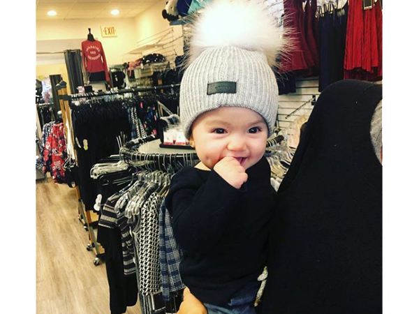 Baby in a Hat