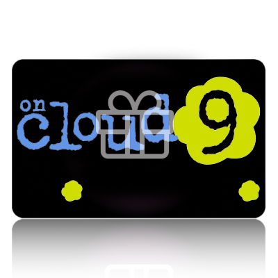 On Cloud 9 Gift Card